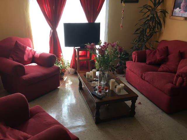 Casa Familiar en Valparaíso