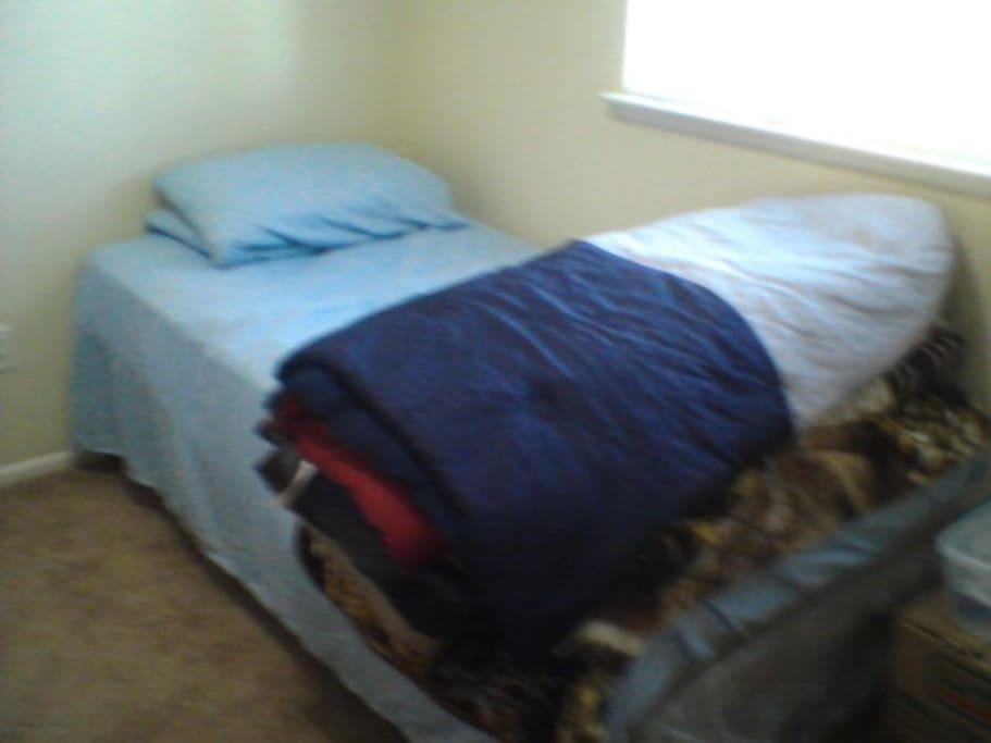Bed 1 in Bedroom #2