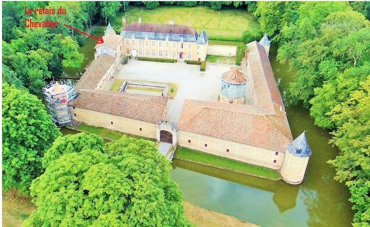 Château de Braux-Sainte-Cohière :gîte du Chevalier