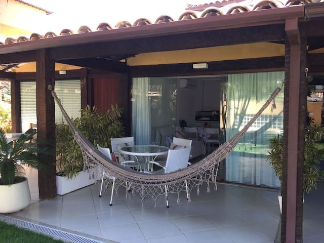 Casa Cond. GERIBÁ Beach Apart Hotel à 250mts praia