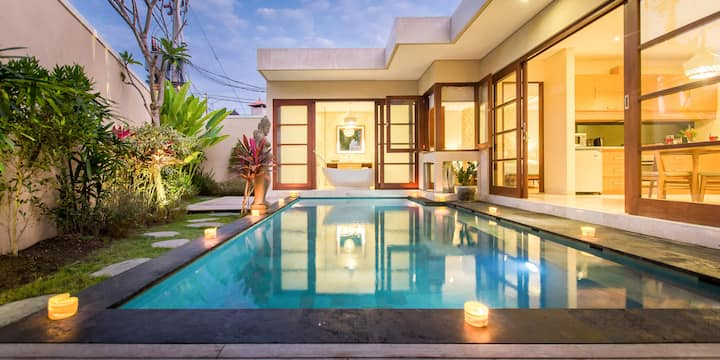Intimate Private Villa in Legian by Bukit Vista