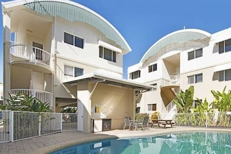 TWO BEDROOM APARTMENT IN TOWNSVILLE CBD - South Townsville