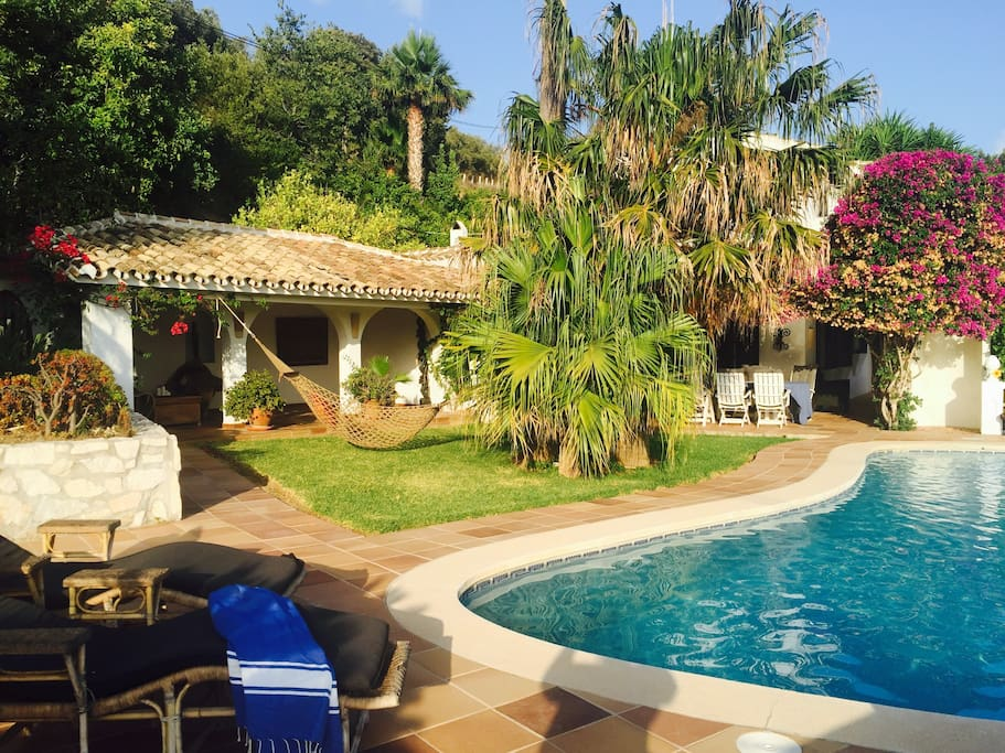 Beautiful Villa With Private Pool In Mijas Pueblo Casas