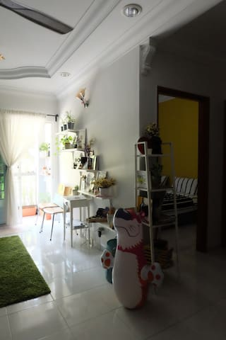 [Er Lou]Welcoming & Cozy 3room Apt. - Puchong - Lakás