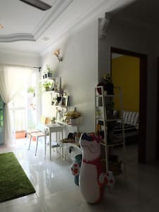 [Er Lou]Welcoming & Cozy 3room Apt. - Puchong - Departamento
