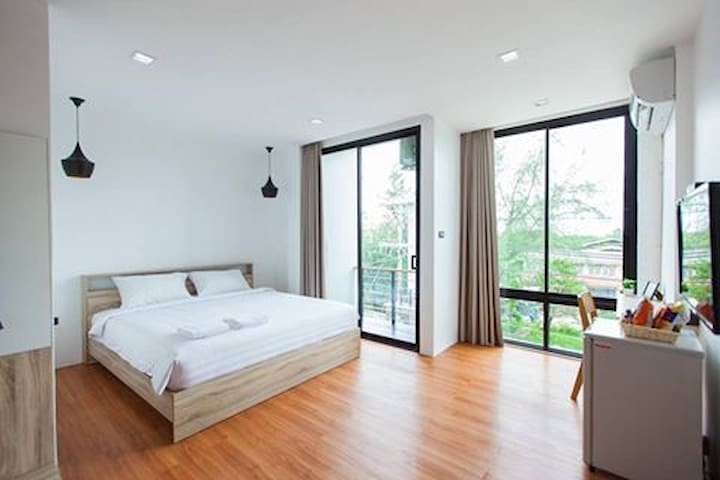 THAMM Residence - Nakhon Ratchasima - Appartement