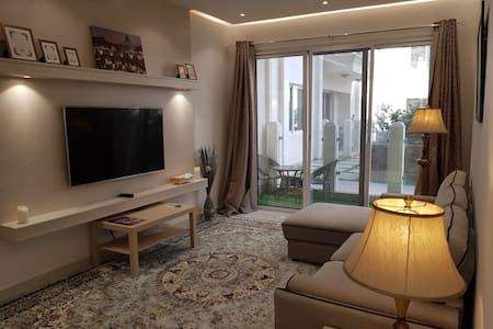 Centeraly located new 1 bedroom flat in Muscat