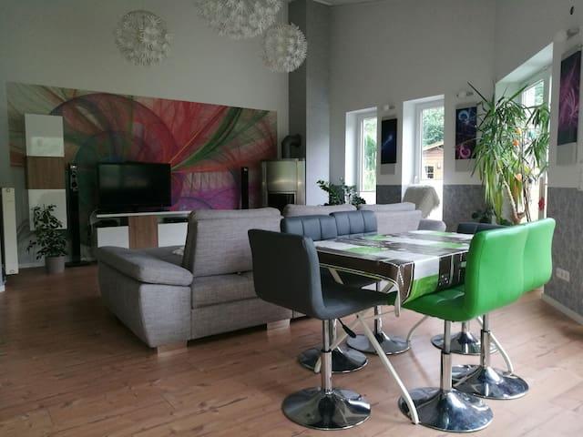 Einfamilienhaus zwischen Hamburg und Lübeck!
