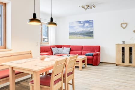 Beautiful Holiday Apartment Geroldsee with Mountain View, Wi-Fi & Balcony; Parking Available