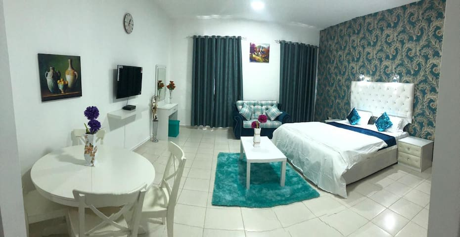 Apartment France Cluster P10, International City