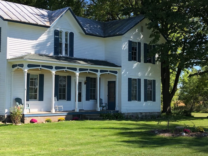 Have a Summer Holiday in Country Farmhouse