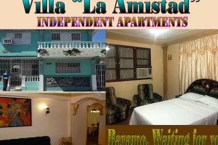"BEAUTIFUL APARTMENT AND CONFORT, Villa ""LA AMISTA"""