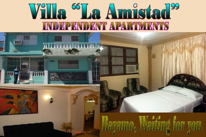"""BEAUTIFUL APARTMENT AND CONFORT, Villa """"LA AMISTA"""""""