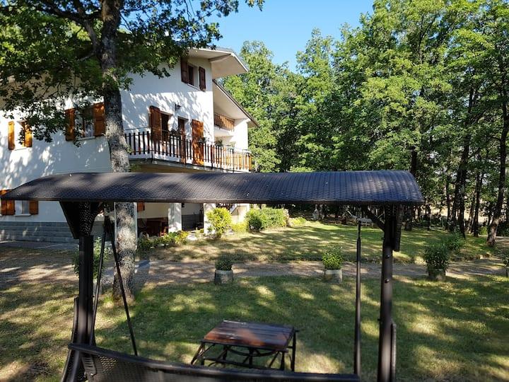 Villa LE QUERCE - Gaggio Montano