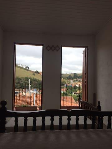 vista panoramica de São Luís do Paraitinga