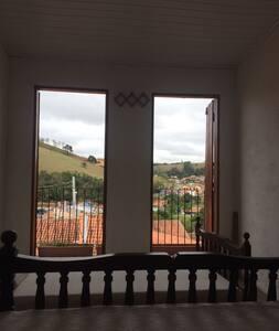 vista panoramica da cidade - São Luís do Paraitinga - Konukevi