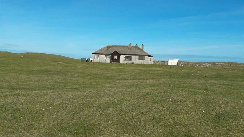 Braeside ,our happy place, Isle of Tiree
