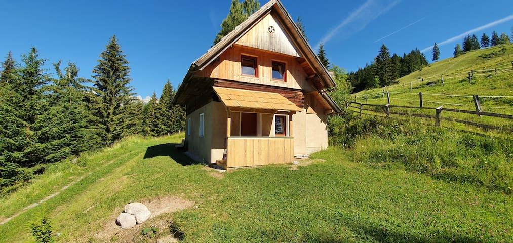 Mountain house Prbajtnjeko