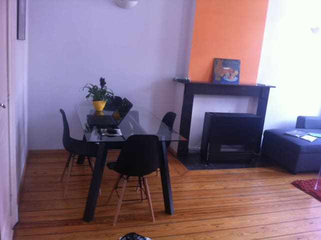 Appartement 1 chambre et un sejour
