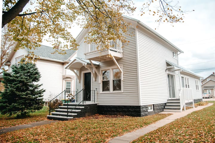 Unique Home in Downtown Green Bay