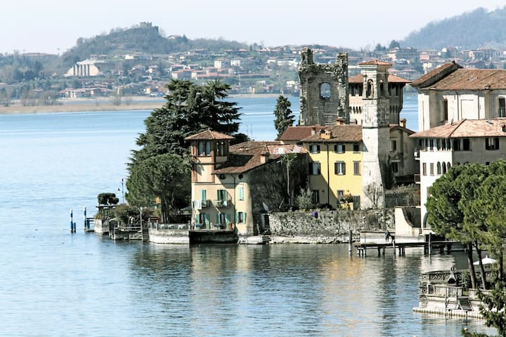 Appartamento Lago d'Iseo -Iseo Lake - Predore - Appartement