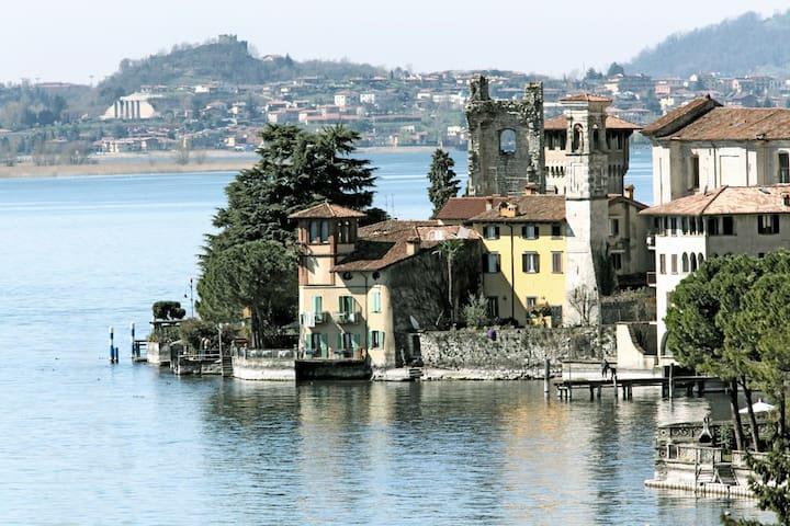 Appartamento Lago d'Iseo -Iseo Lake - Predore