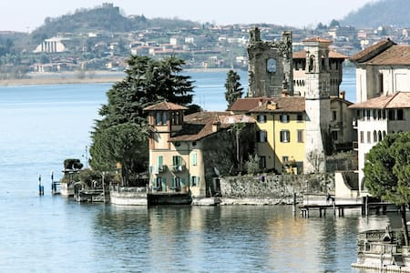 Appartamento Lago d'Iseo -Iseo Lake - Predore - 公寓