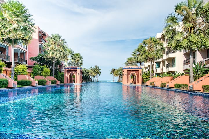 Marrakesh huahin 4bedrooms suite with seaview 248