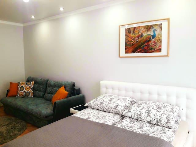 Новая квартира  Шикарный вид