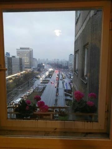 great view in the centre of Berlin - Berlijn - Appartement