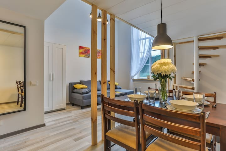 Newly renovated apartment in the heart of Oldtown