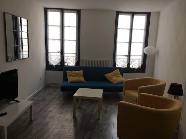 Beau studio au cœur de Niort - Niort - House