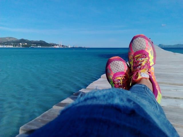 Puerto Alcudia es un lugar magnifico - Port d'Alcúdia - Apartment