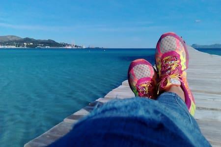 Puerto Alcudia es un lugar magnifico - Port d'Alcúdia - Wohnung