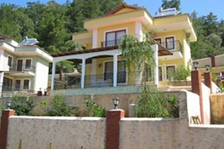 Luxury Villa with Private Pool and Panoramic Views - Marmaris - Villa