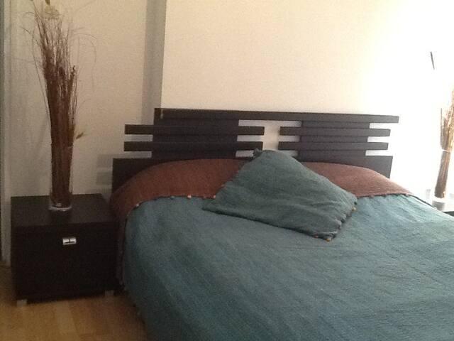 Chambre charmante et calme - Ajaccio - Apartemen
