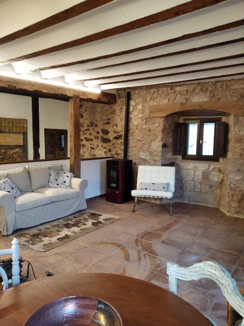 """Casa fabiana. Apartamento """"Picos de Urbión"""""""