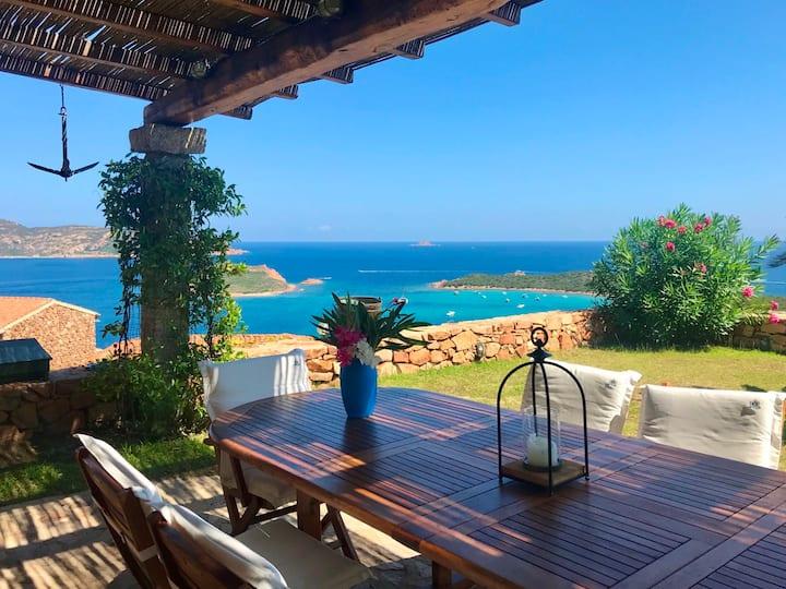 Casa La Palma Villaggio Est BEAUTIFUL SEAVIEW