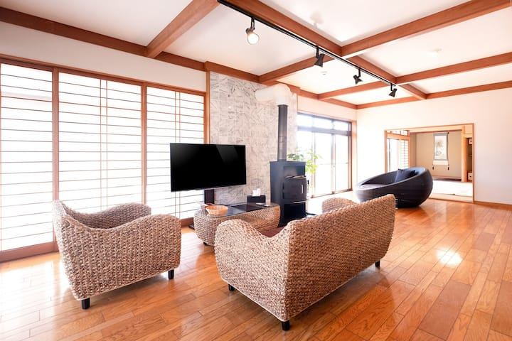 別邸Gensen・Private Vacation Villa Bettei Gensen
