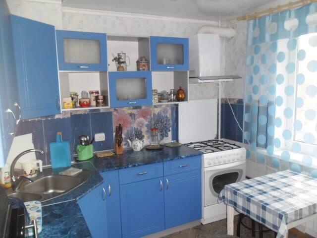жилье для семьи отдыхающих - Eysk - Apartment