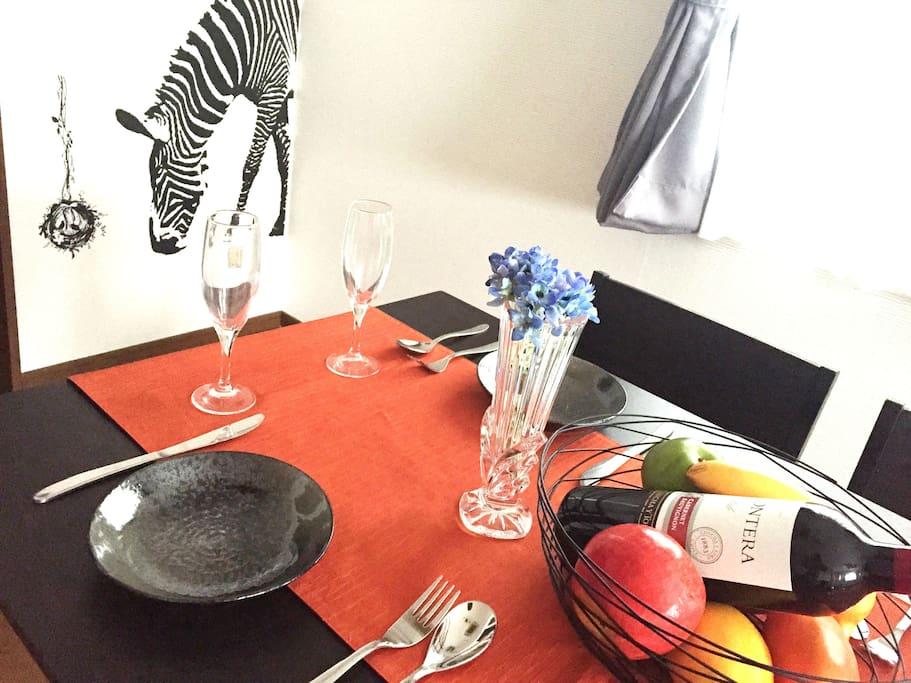 3F Dining room