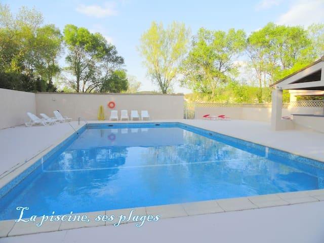 Maison entre Mediterranée et Cevennes - Quissac - Talo
