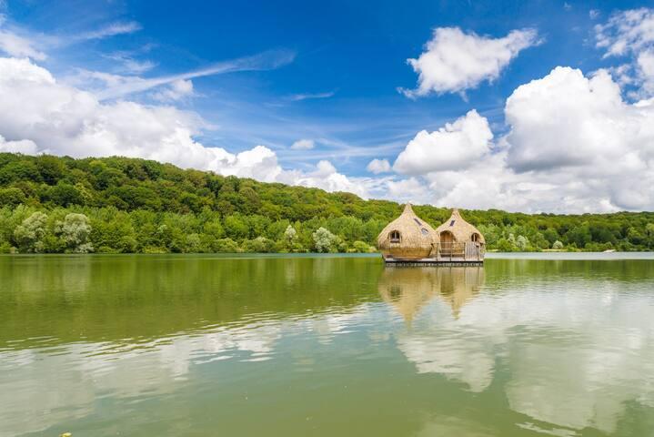 Cabane Odyssée pour  6 personnes - Chassey-lès-Montbozon - Cottage