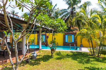 ~ Boutique villa with pool close to the beach ~ - Hikkaduwa