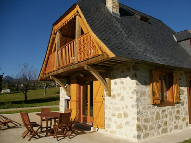 Chalet Isaby - Ouzous - House