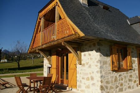 Chalet Isaby - Ouzous - Haus