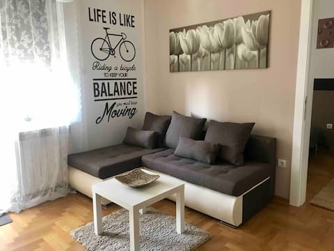 Apartment 37 - bright, quiet and cute-just perfect