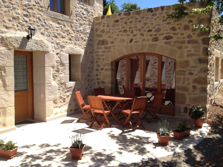 Gite de Vacances - entre Aveyron et Vallée du Lot