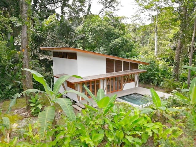 CASA DUNA. Cozy tropical house with private pool