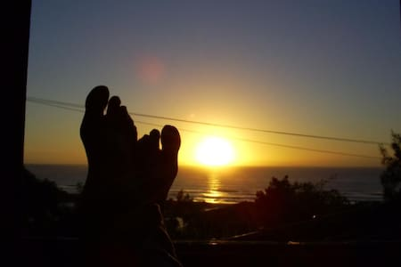 Morada Encantos-Praia do Rosa. - Imbituba - Bed & Breakfast